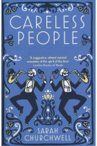 Купити - Книжки - Careless People: Murder, Mayhem and the Invention of The Great Gatsby