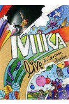 Купить - Музыка - Mika: Live in Cartoon Motion (DVD)