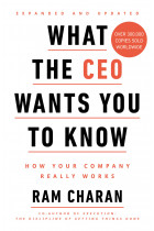 Купити - Книжки - What the CEO Wants You to Know