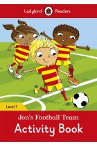 Купити - Книжки - Ladybird Readers. Level 1. Jons Football Team. Activity Book