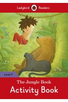Купити - Книжки - Ladybird Readers. Level 3. The Jungle Book. Activity Book