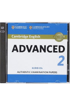 Купити - Аудіокниги - CAE Practice Tests: Cambridge English Advanced 2 Audio CDs (2): Authentic Examination Papers