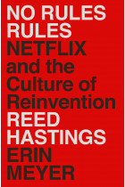Купити - Книжки -  No Rules Rules : Netflix and the Culture of Reinvention