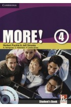Купить - Книги - More! Level 4. Student's Book (+ Interactive CD-ROM)