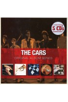 Купить - Поп - The Cars: Original Album Series (5 CDs Set) (Import)
