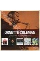 Купить - Музыка - Ornette Coleman: Original Album Series (5 CDs Set) (Import)