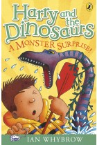 Купити - Книжки - Harry and the Dinosaurs: A Monster Surprise!