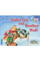 Купить - Книги - Sister Fox and Brother Wolf / Лисичка-сестричка и братец волк