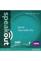Купить - Книги - Speakout 2nd Edition Starter Class Audio CD