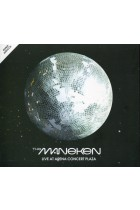 Купить - Музыка - The Maneken: Live at Arena Concert Plaza (CD+DVD)