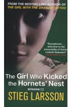 Купить - Книги - The Girl Who Kicked the Hornets' Nest