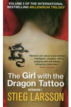 Купить - Книги - The Girl With the Dragon Tattoo