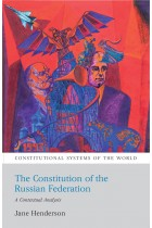 Купити - Книжки - The Constitution of the Russian Federation: A Contextual Analysis