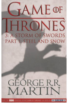 Купить - Книги - A Song of Ice and Fire. Book 3: A Storm of Swords. Part 1: Steel and Snow