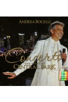 Купити - Рок - Andrea Bocelli: Concerto. One Night in Central Park