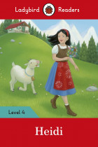 Купити - Книжки - Ladybird Readers. Level 4. Heidi