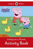 Купити - Книжки - Ladybird Readers. Level 2. Peppa Pig: Going on a Picnic. Activity Book
