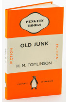 Купити - Блокноти - Блокнот Penguin Old Junk (5060312812642)