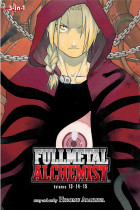 Купить - Книги - Fullmetal Alchemist. 3-in-1 Edition. Volume 5