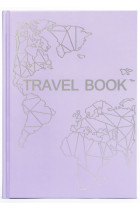 Купити - Блокноти - Блокнот Travel Book Lavender (TB Lavander2018)