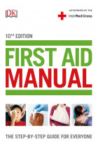 Купити - Книжки - First Aid Manual. The Step-by-Step Guide For Everyone (Irish edition)