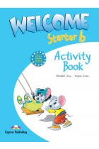 Купить - Книги - Welcome Starter B. Activity Book