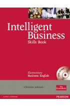 Intelligent Business Elementary Skills Book (+ CD)