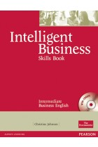 Intelligent Business Intermediate Skills Book (+ CD)
