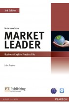 Купити - Книжки - Market Leader Intermediate Practice File (+ CD)
