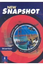 Купить - Книги - New Snapshot Starter Students' Book