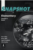 Купить - Книги - Snapshot Elementary Teacher's Book