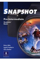 Купити - Книжки - Snapshot Pre-intermediate Students' Book
