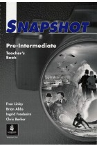Купити - Книжки - Snapshot Pre-intermediate Teacher's Book
