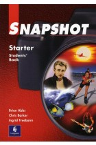 Купити - Книжки - Snapshot Starter Students' Book