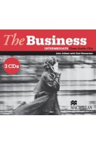 Купити - Книжки - The Business Intermediate Class Audio (3 CD-ROM)