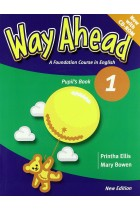 Купити - Книжки - Way Ahead New 1. Pupil's Book (+ CD-ROM)
