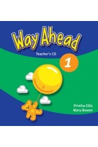 Купити - Книжки - Way Ahead New 1: Teacher's Book Audio (CD-ROM)