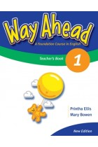 Купити - Книжки - Way Ahead New 1: Teacher's Book