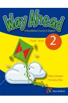 Купити - Книжки - Way Ahead New 2: Pupil's Book (+ CD-ROM)