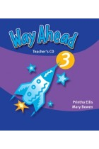 Купити - Книжки - Way Ahead New 3: Teacher's Book Audio (CD-ROM)