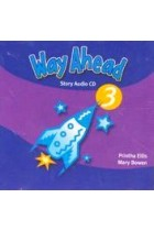 Купити - Книжки - Way Ahead New 3: Story Audio (CD-ROM)