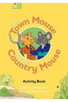 Купить - Книги - Fairy Tales The Town Mouse and the Country Mouse Activity Book