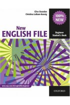 Купить - Книги - New English File Beginner. Students Book