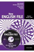 Купить - Книги - New English File Beginner. Teacher's Book