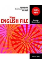 Купить - Книги - New English File Elementary. Student's Book