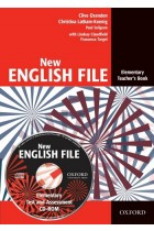 Купить - Книги - New English File Elementary. Teacher's Book