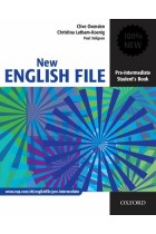 Купить - Книги - New English File Pre-Intermediate. Student's Book