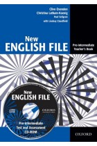 Купить - Книги - New English File Pre-Intermediate. Teacher's Book