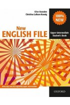 Купить - Книги - New English File Upper-Intermediate. Student's Book