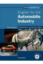 Купить - Книги - Oxford English for Automobile Industry. Student's Book